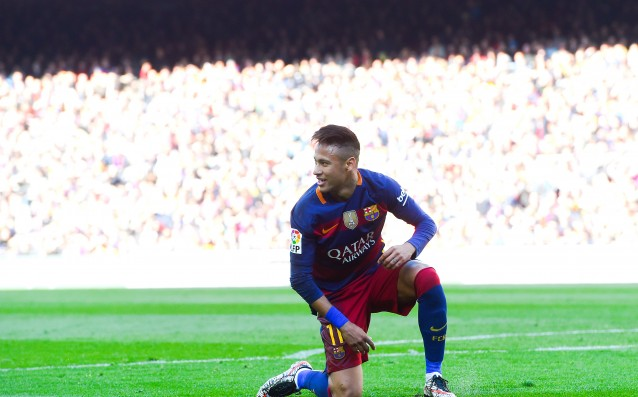 Neymar is the largest 'provocateur' in the history of La Liga