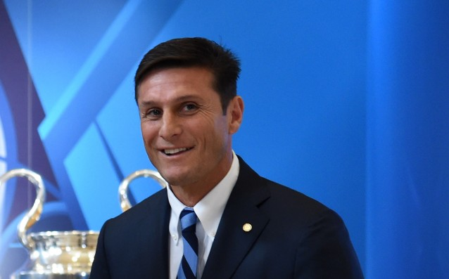 Zanetti: 'The investment of Suning is an honor.'
