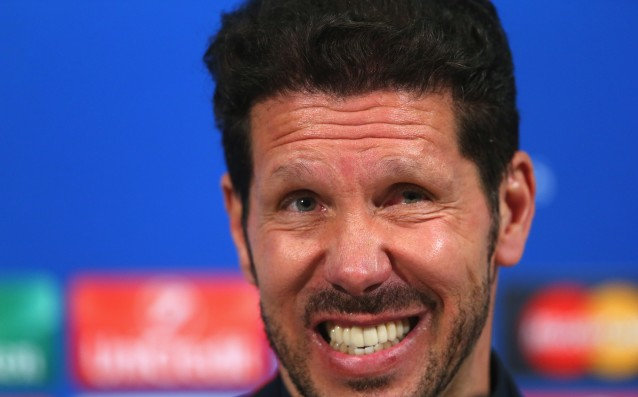 Simeone greeted Levante and said: 'I'm proud of my team!'