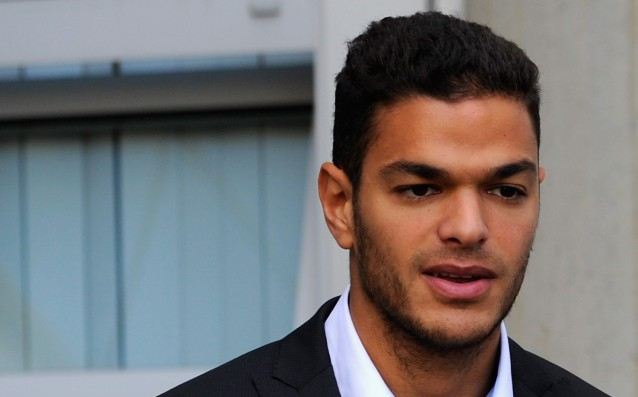 Ben Arfa is in Barcelona already