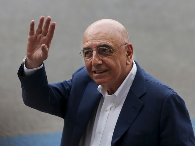 Galliani remains in the new Milan