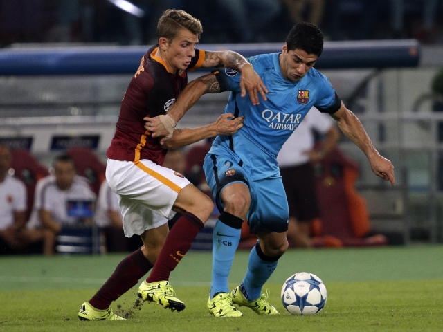 Roma secured the services of Digne and Caceres