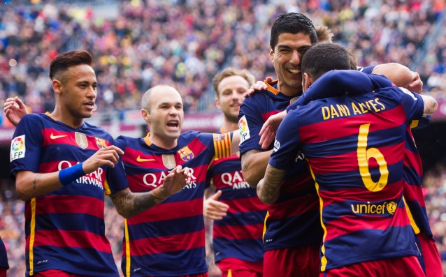Barca will postpone the party for the title if it won against Granada
