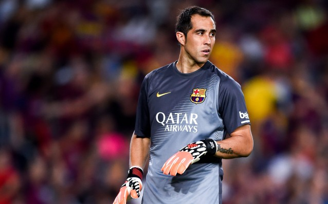 Barca will be without its starting goalkeeper and in the last game of the season