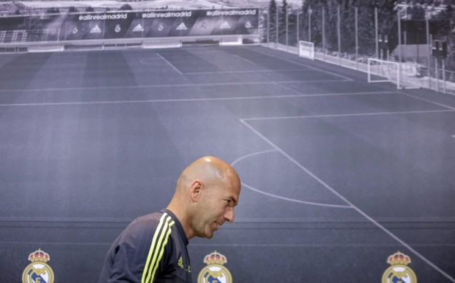 Zidane: 'Granada!? I want us to beat Deportivo.'