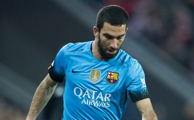 Arda Turan: 'Without any doubt Barcelona is the team of my dreams.'