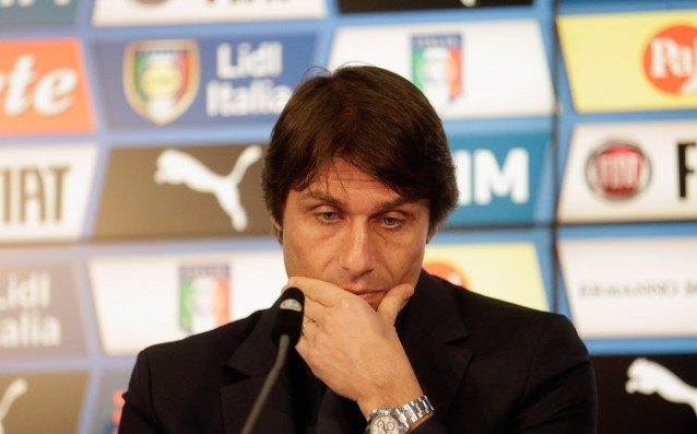 Conte: 'I'm not thinking about Chelsea.'