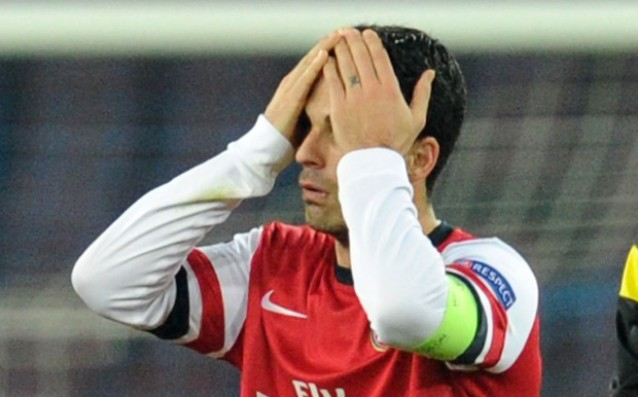 Arteta: 'I'm not good enough to play for Arsenal.'