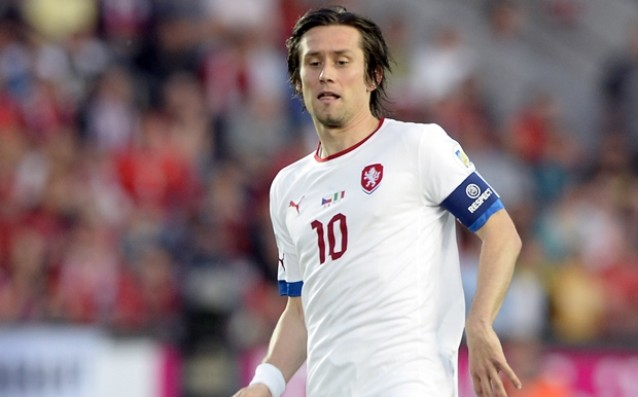 Rosicky still dreams of a place at the Euro 2016