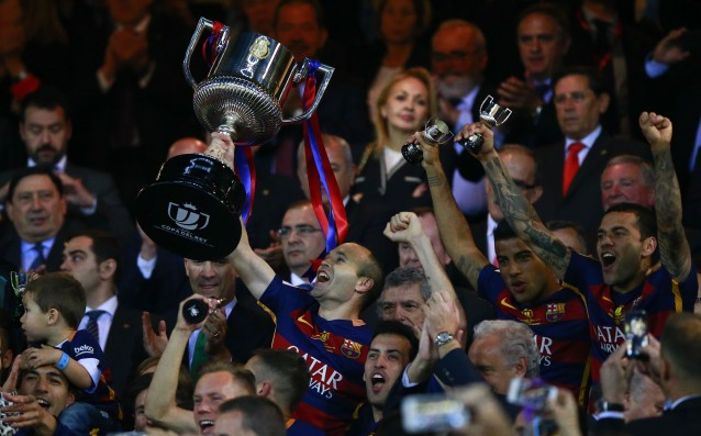 Iniesta collects MVP awards – no. 1 in the final