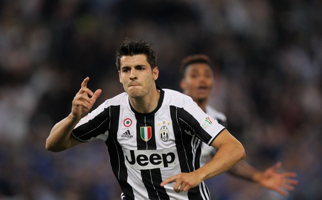 Morata wants back in Real
