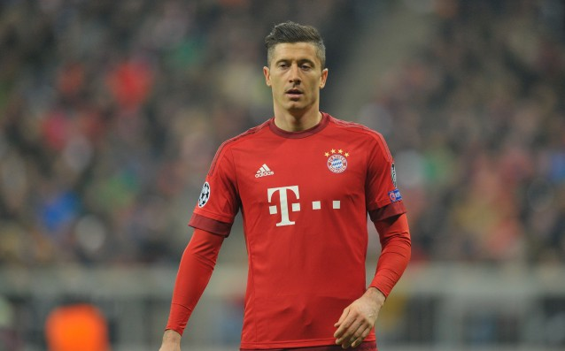 Bayern offered a new contract to Lewandowski