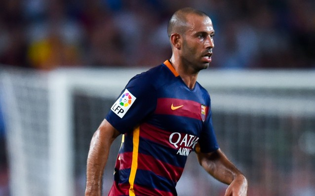 Barca increased the salary of Mascherano