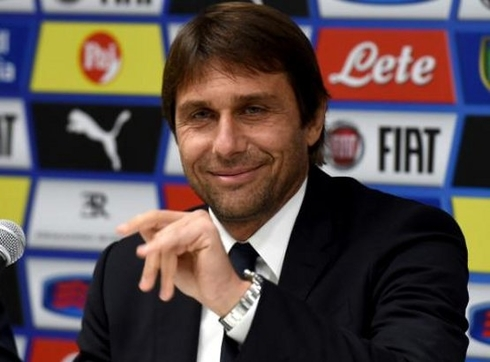 Conte decided: 'Players of Juve, Roma and Lazio will be at the core of the team for Euro 2016.'