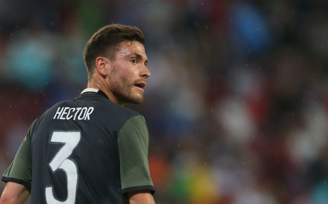Liverpool has not made a bid for Jonas Hector