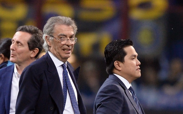 The Chinese bought Inter, it will be announced today