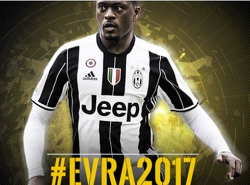 Official: Juventus extended the contract of Evra