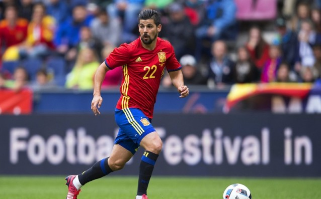 Nolito: 'I don't know if I'm going to be a holder for Spain.'