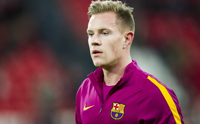 Barca with a message to Ter Stegen
