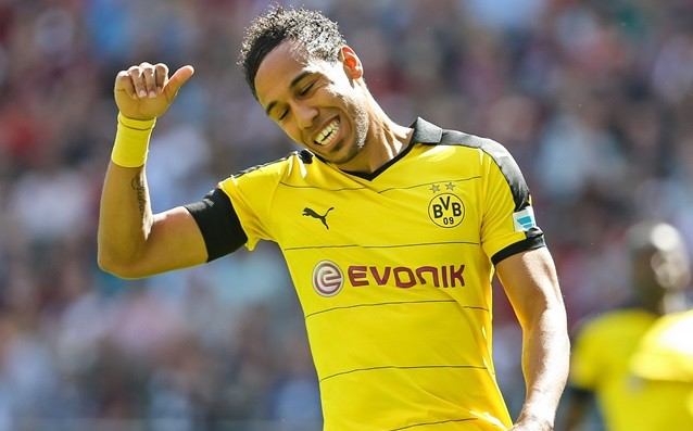 Aubameyang dispersed the rumors of transfer in England