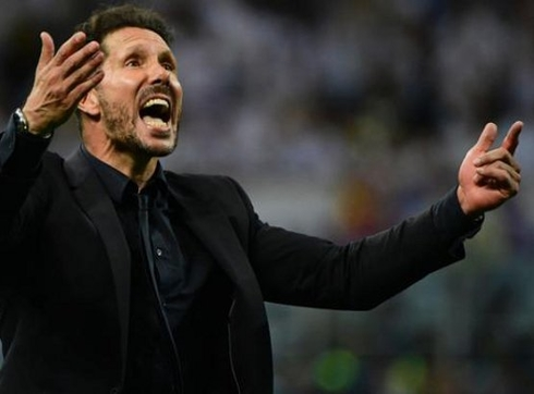 Simeone: 'It's time to think about leaving.'