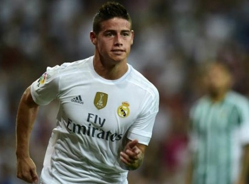 Hames: 'I want to stay at Real for many years.'
