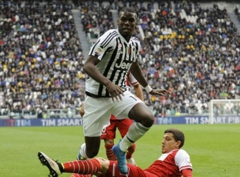 Real Madrid is tempting Pogba with 9.8 million euros per year