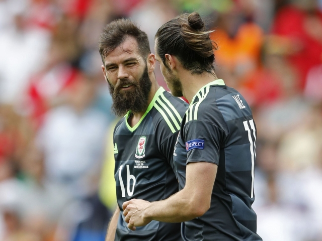 The success of Wales spoiled the plans of Joe Ledley