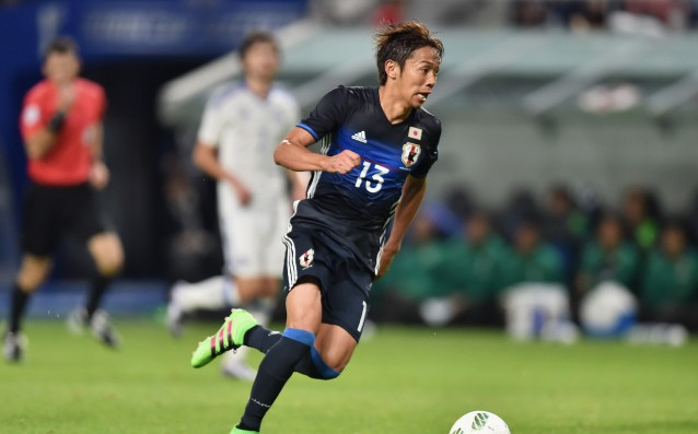 Sevilla got a Japanese player