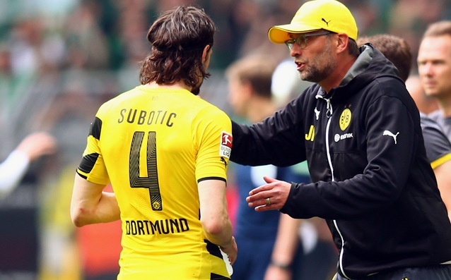 Subotic is ready to leave Dortmund, looking to Liverpool