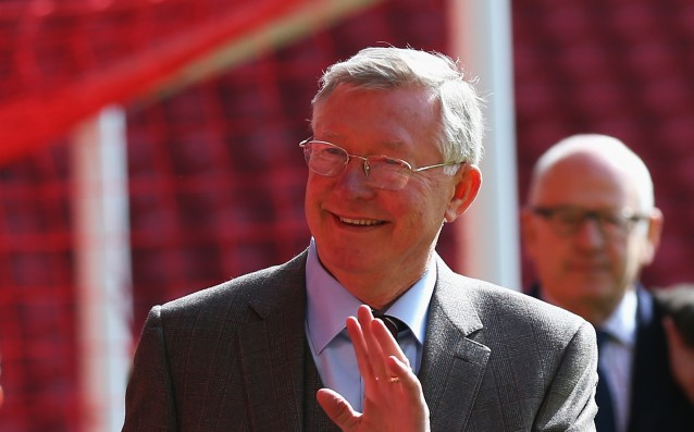 Sir Alex: 'Giggs should take over the team.'