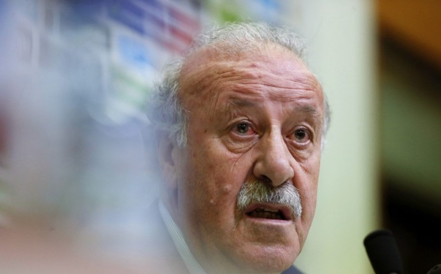 Del Bosque will work in the Spanish Federation