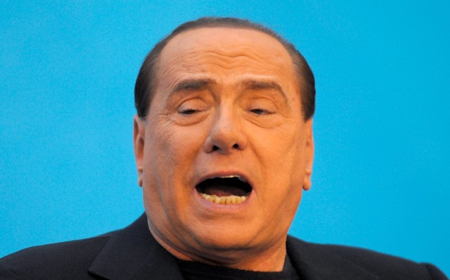 Berlusconi: 'The new owners have to invest 400 mln. euros.'