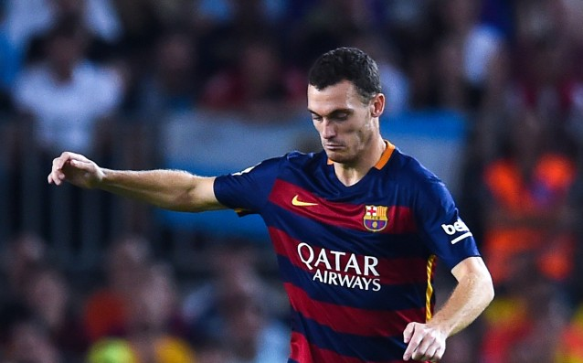 Barca and Vermaelen are waiting for West Ham