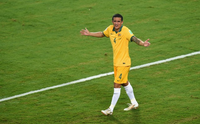 Tim Cahill is going home, in Australia