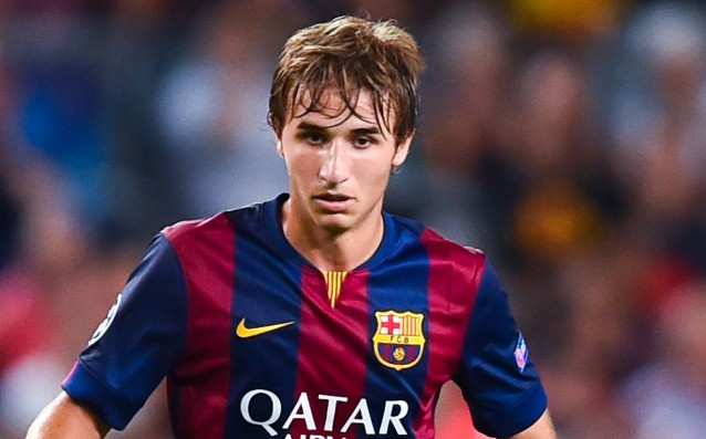 Samper is signing a new contract with Barca