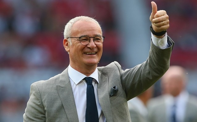 Ranieri called Sassuolo 'the Italian Leicester'