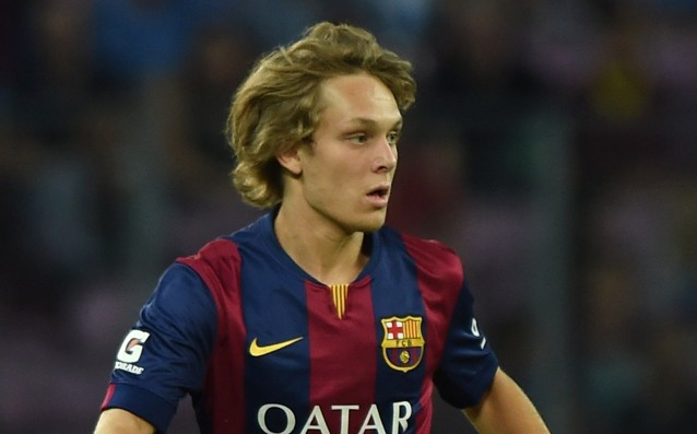 Barca is looking for a team for Halilovic