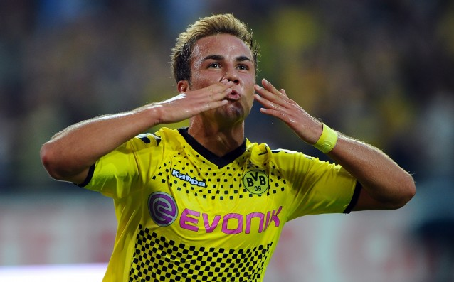 Gotze asked the fans of Borussia for forgiveness