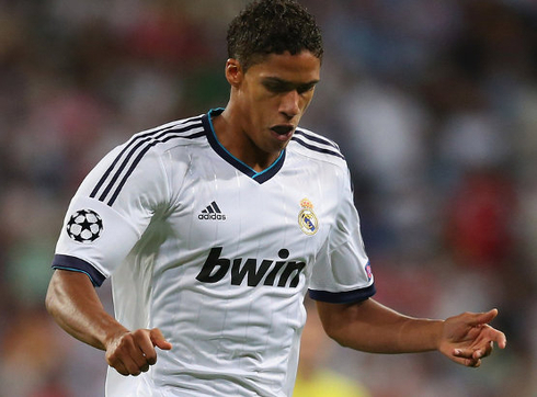 Varane rejected United