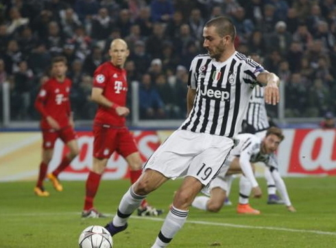 8 million euros a year for Bonucci in City, Juve gets a solid compensation