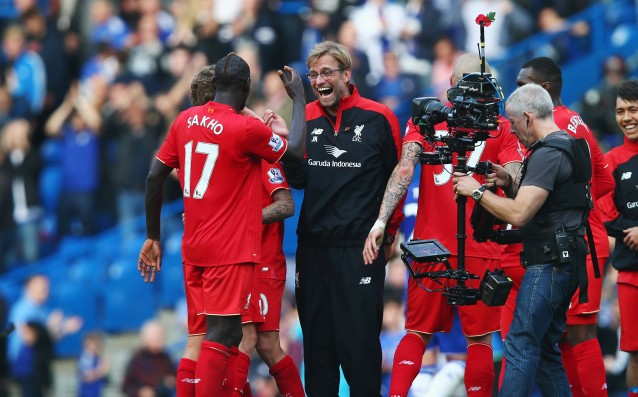 Klopp excluded Sakho from the tour of Liverpool