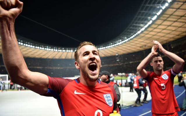 Harry Kane will be a dad