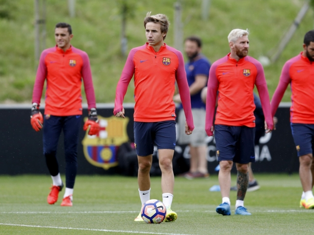 Samper: 'Iniesta is my idol.'