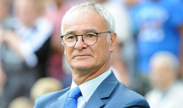 Leicester doubled the salary of Ranieri