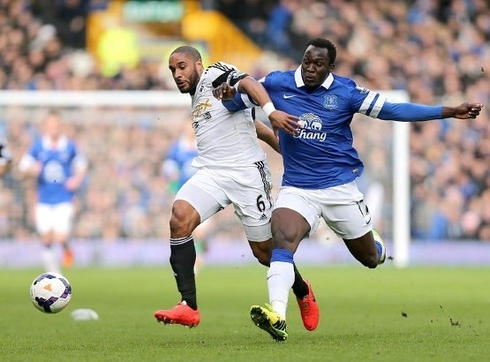 Lukaku is eager to return to Chelsea