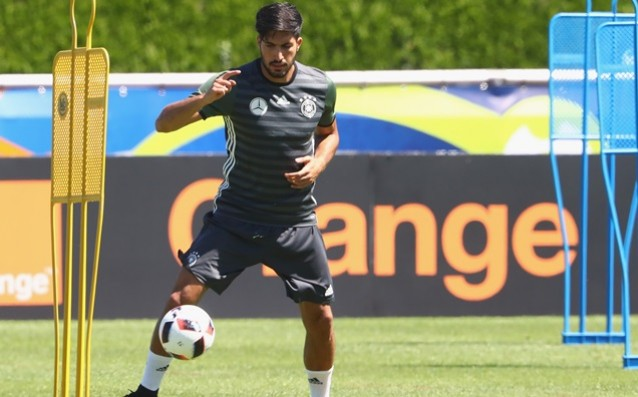 Emre Can wants to be like Gerrard for Liverpool
