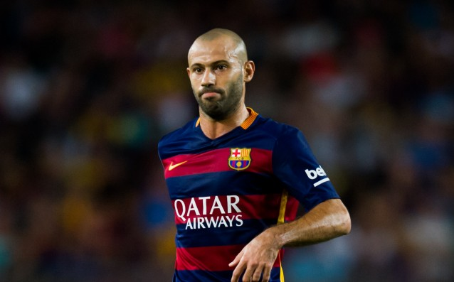 Mascherano: 'I am happy that Barca still believes in me.'