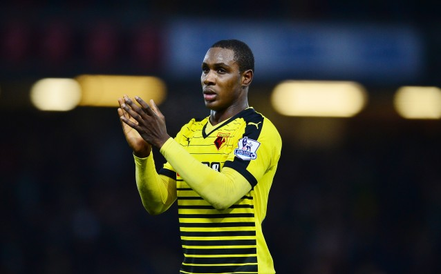 The star of Watford signed a new contract with the club