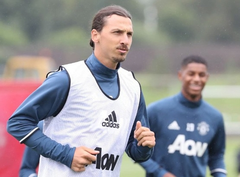 Ibra: 'On the field I am turning into a lion.'